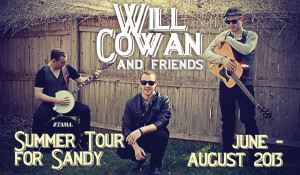 Will Cowan and Friends Poster