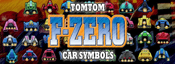 How To: F-Zero TomTom