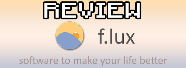 f.lux: Protect Your Eyes From Late-Night Computing